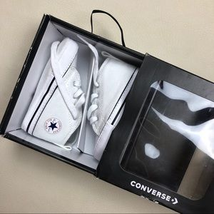 NEW Converse High Top Sneakers for Baby